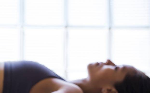 5 Yoga Moves Just Before Bedtime