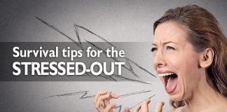7 Ways To Combat Stress At Work