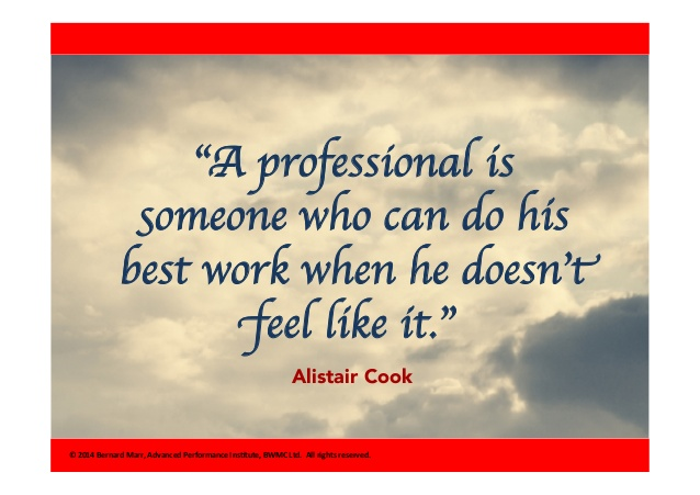 Best Quotes Inspired by Alistar Cook