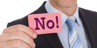 successful people say NO!