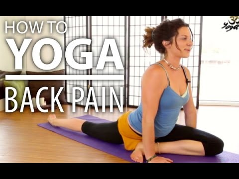 Yoga Workout Against Back Pain