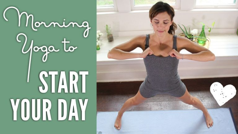 Yoga Workout to Start Your Day