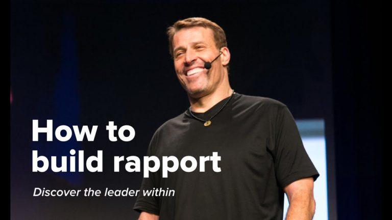 The Best Methods to Build Rapport